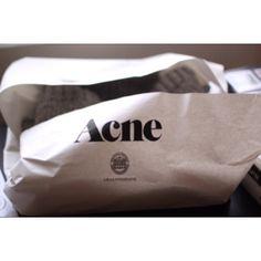 Acne #fashion
