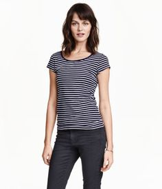 Ladies | Tops | Short Sleeve | H&M US