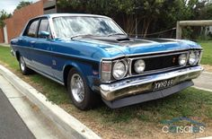 1969 Ford Falcon XW GTHO  Maintenance/restoration of old/vintage vehicles: the material for new cogs/casters/gears/pads could be cast polyamide which I (Cast polyamide) can produce. My contact: tatjana.alic@windowslive.com