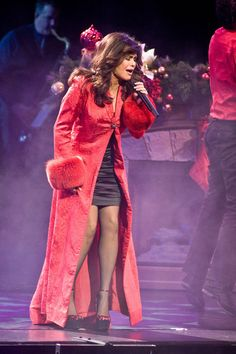 "Marie Osmond Photos - ""Donny And Marie: Christmas In Chicago"" Opening Night - Zimbio"