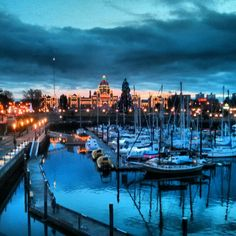 Holiday season in yyj Victoria Bc Canada, Urban, Seasons, Places, Outdoor Decor, Holiday, Photos, Image, Vacations