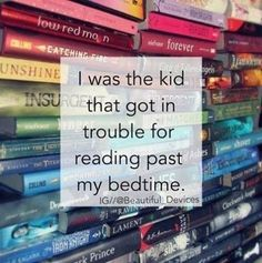 Yes, I was. Btw, bottom left hand book. Its blue with a girl on it? Yeah, that would be Maximum Ride by James Patterson. Check it out. It is so amazing, original, and well written!!!!