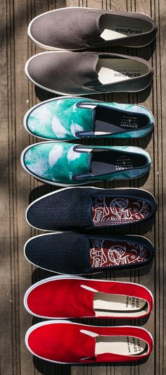 Slip in to some new shoes for spring.