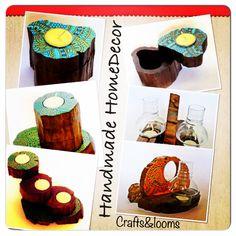 Handmade Wooden Home Decor products - www.craftsandlooms.com   #handmade #homedecor #creative #woodcraft #wooden #decorative #online #craftsandlooms #instashop #instalike #instagood #tagforlilkes #followus #onlineshop #attractive #buytoday #buyonline #India #handmadewithlove #gift