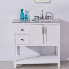 "Allyssa 36"" Single Bathroom Vanity Set"
