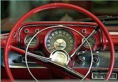 Bildresultat för dashboards vintage car