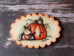 Halloween Cookie - Cake by My Sweet Art