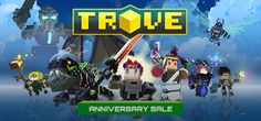[Steam] Daily Deal: Trove - Mantle of Power Editions: Sampler Edition 11.61/ 14.99/ $14.99 (25% off) Fanatic Edition $37.49 (25% off) Maniac Edition $74.99 (25% off). Ends July 14th 10AM PST
