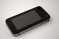 EnerPlex - iPhoneSolarCharger - CIGS