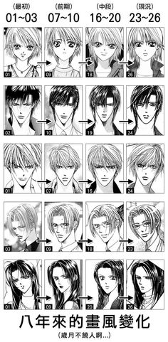 Skip Beat | Over the years