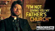 "Preacher, Season 1, Episode 7 ""He Gone"""