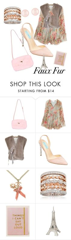 """fe fi faux fur #luxury #fauxfur #fashionista #fashion #followme"" by trillionairis ❤ liked on Polyvore featuring Giuseppe Zanotti, Zimmermann, Helmut Lang, Betsey Johnson, Chanel, Ross-Simons, Natural Life and Henri Bendel"