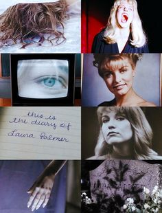 But doesn't she look almost exactly like Laura Palmer