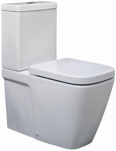 Caroma Cube Back to Wall Toilet Suite from Domayne Online