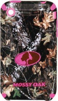 Mossy oak case