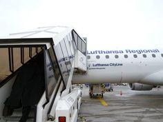 Frankfurt Aeroporto (Marzo)