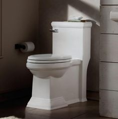 American Standard Town Square Tall Elongated One-Piece Toilet With Seat at Menards®: American Standard Town Square Tall Elongated One-Piece Toilet With Seat in White - $580