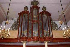 Orgel, Dedemsvaart, Hervormde kerk