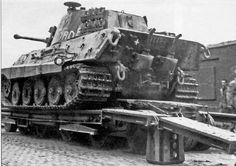 King Tiger w/ Henschel turret.