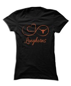 Texas Longhorns Official Apparel - this licensed gear is the perfect clothing for fans. Makes a fun gift!