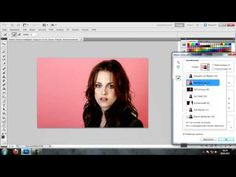 Photoshop CS5 Person / Bild Sauber Ausschneiden (Hintergrund) - [Tutorial Deutsch German] Auch GIMP - YouTube