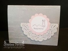 Stampin' Up! Eggstra Spectacular by Melissa Davies @ rubberfunatics