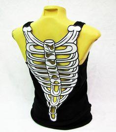 Skeleton tank