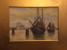 Watercolour of Venice