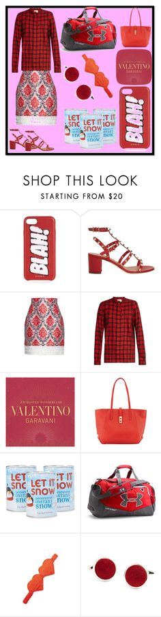 """""""set for amazing"""" by denisee-denisee ❤ liked on Polyvore featuring Chaos, Valentino, Mary Katrantzou, Gucci, rag & bone, Charles Jourdan, Under Armour, Wildfox, Brooks Brothers and vintage"""