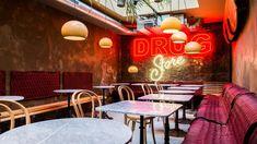 Libertine Comptoir de Cuisine wentelteefjes restaurant Amsterdam