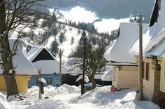 Fotogaléria - Vlkolínec Winter Holidays, Snow, Outdoor, Winter Vacations, The Great Outdoors, Outdoors, Let It Snow