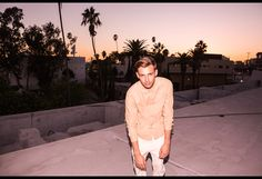 Flume Nabs First Platinum Record for Single 'Never Be Like You'