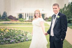Beautiful Wedding at the LDS Temple in Kensington MD - http://www.everythingmormon.com/beautiful-wedding-at-the-lds-temple-in-kensington-md/  #mormonproducts #LDS #mormonlife