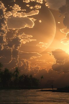 Sunset and Sunrise Pictures Beautiful Moon, Beautiful World, Beautiful Images, Beautiful Beaches, Images Cools, Amazing Photography, Nature Photography, Ciel Nocturne, Jolie Photo
