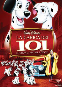 La Carica dei 101 (One Hundred and One Dalmatians) Disney