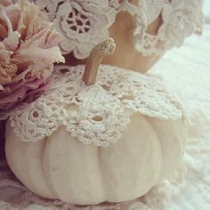 Love this! doily