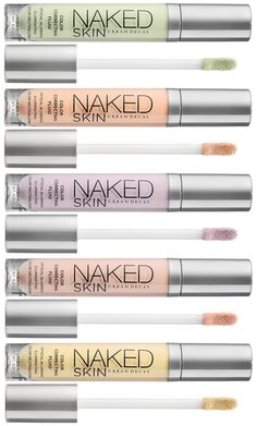 The Urban Decay Naked Skin Color Correcting Fluid ($28) for Spring 2016