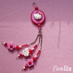 Jana Lehmann - Hello Kitty Key Chain I | Flickr - Photo Sharing!