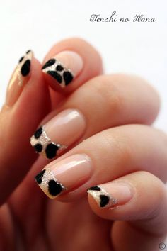 45 Pretty French Nails Designs 2016  http://miascollection.com