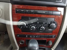 TEMPERATURE CONTROL Jeep Parts For Sale, 2005 Jeep Grand Cherokee, Used Parts, New England, Trucks, Truck