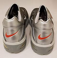 finest selection 1c598 5523a Nike 2003 Air Max Total 365 Football Trainers Chrome Grey Vintage New in  Box Mens UK