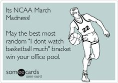 Our teacher handed out brackets. One girl asked if it was a football tournament. Who ever wins gets qdoba or ice cream! It's a lot of fun. Mad Quotes, Laughed Until We Cried, The Sporting Life, Funny Jokes, Hilarious, Thursday Quotes, March Madness, I Love To Laugh, Ncaa March