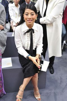Princess of Thailand Sirivannavari Nariratana, 29. is the only child of Crown Prince Maha Vajralongkorn and Sujarinee Vivacharawongse. She received a degree in fine arts from Chulalongkorn University and in 2007 was invited to show her designs at Paris Fashion Week, something she repeated the following year.  She once renamed an island after herself after vacationing there.