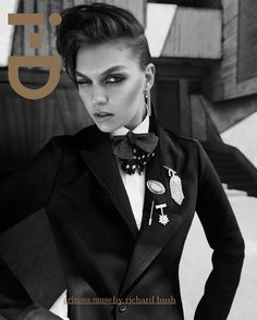 | Androgynous |  Absolutely stunning.