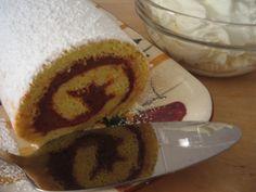 Brazo Gitano - Guayaba Jelly Roll   Bizcocho Enrollado con Relleno de Guayaba En muchas panaderías Latinas de Puerto Rico, República Dominicana, México y Argentina; encontrarás este dulce bizcocho enrollado, relleno de crema, caramelo, chocolate o mermelada de frutas. Originario de España, ... Te sorprenderá lo delicioso y fácil que es prepararlo, y lo mejor, utilizando pocos productos básicos de la despensa GOYA®.   http://www.goya.com/espanol/recipes/recipe.html?recipeID=523