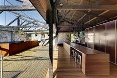 I'd love this roof top area as a bar / afresco / sun deck just beautiful my last house had a huge rooftop terrace and I loved it