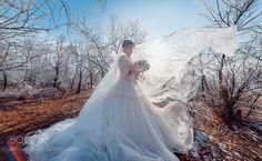sun @ snow by ValeryVartanova