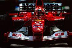 Michael Schumacher, Monaco 2003