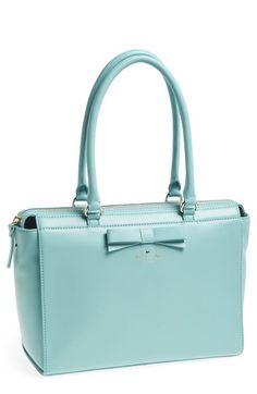 #Kate Spade New York 'tallow court Jennifer' leather satchel