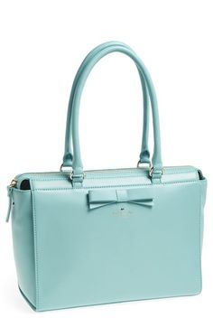 Kate Spade New York 'tallow court Jennifer' leather satchel